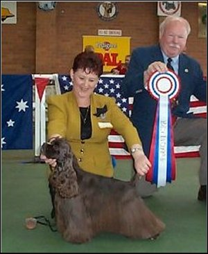 ASHLEY SPECIALTY BEST IN SHOW 2002